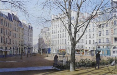 13.8x21.7 in ©2011 by Thierry Duval