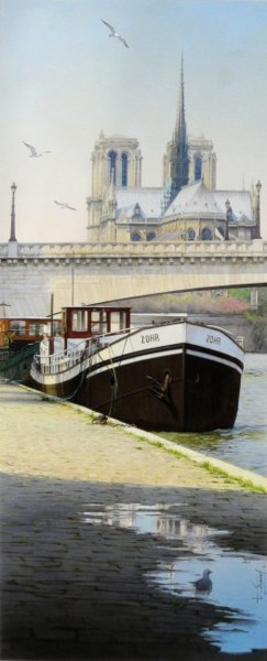 32.3x13 in ©2012 by Thierry Duval