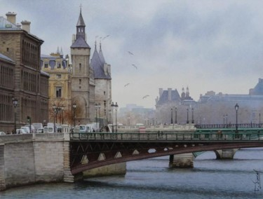 11x14.6 in ©2012 by Thierry Duval