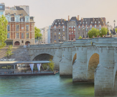 17.7x21.7 in ©2015 by Thierry Duval