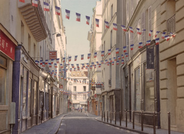 21.7x29.5 in ©2016 by Thierry Duval
