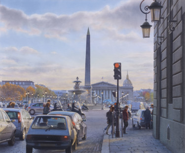 18.1x21.7 in ©2015 by Thierry Duval