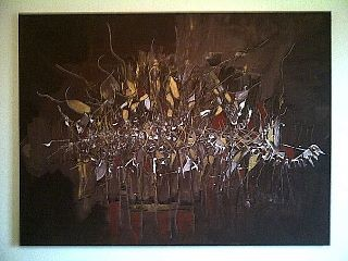 47.2x63 in ©2012 by Bertrand Pothier
