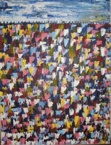 20x40 in ©2010 by Joseph Kwaw Besoabewie