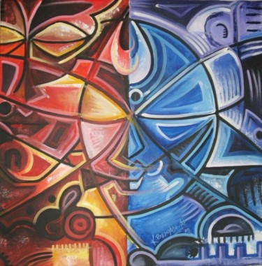 20x20 in ©2010 by Joseph Kwaw Besoabewie