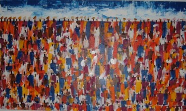 51x30 in ©2006 by Joseph Kwaw Besoabewie