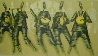 60x30 in ©2006 by Joseph Kwaw Besoabewie