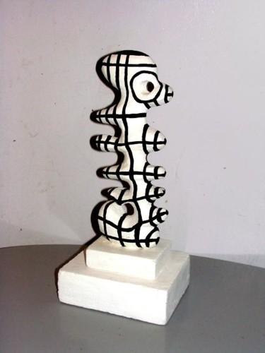 6.3x5.1 in ©2012 by Isis Bi M Sculptures Bisis