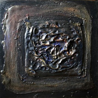 """Painting titled """"Icon"""" by Blandine Martin, Original Art,"""