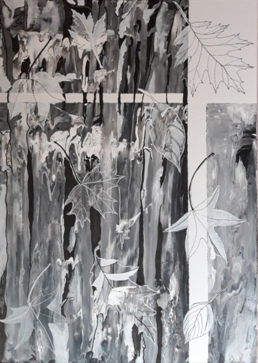 27.6x19.7x0.6 in ©2019 by Brigitte Mathé (MBL)