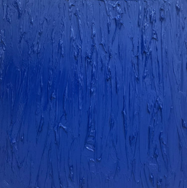 """Painting titled """"Constante Ultramari…"""" by Bobby.J, Original Art, Acrylic Mounted on Stretcher frame"""