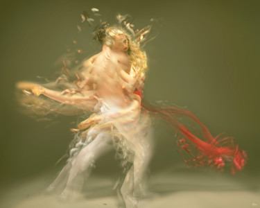 """Photography titled """"Thrill"""" by Bojan Jevtic, Original Art, Manipulated Photography"""