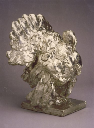 7.1x4.7x7.1 in © by Barake Sculptor