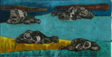 11.8x22.4 in © by Jean Francois Bottollier