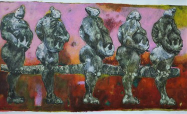 28.7x45.7 in © by Jean Francois Bottollier