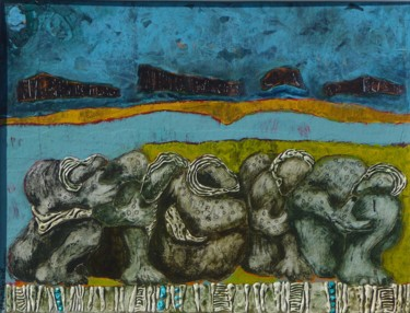 11.4x15.4 in © by Jean Francois Bottollier