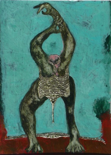 15.4x11.4 in © by Jean Francois Bottollier