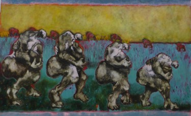 28.7x45.3 in © by Jean Francois Bottollier