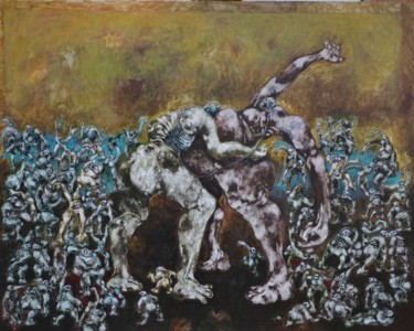 31.5x39.4 in ©2018 by Jean Francois Bottollier