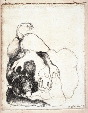 9.8x7.9 in ©2018 by Jean Francois Bottollier