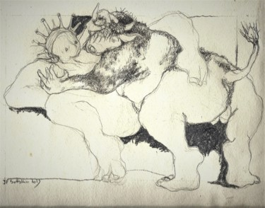7.9x9.8 in ©2018 by Jean Francois Bottollier