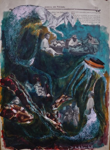 12.6x9.1 in ©2018 by Jean Francois Bottollier