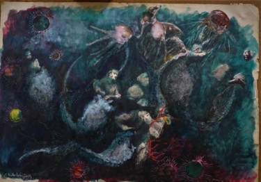 13x18.5 in ©2018 by Jean Francois Bottollier
