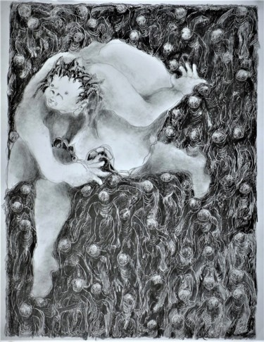 11.8x9.1 in ©2019 by Jean Francois Bottollier