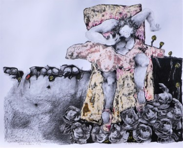 15.8x19.7 in ©2020 by Jean Francois Bottollier