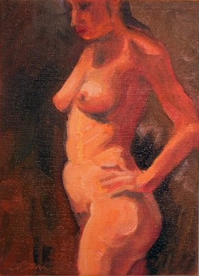 5x7 in ©2009 by Candy Barr