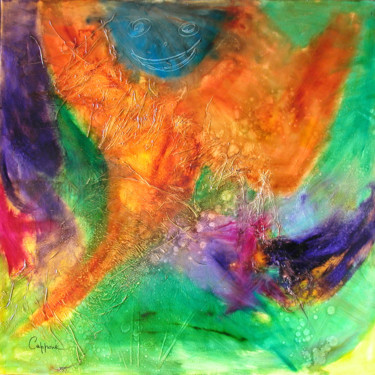100x100 cm ©2011 by Cappone
