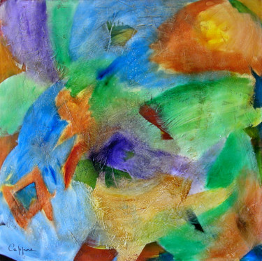 100x100 cm ©2008 by Cappone