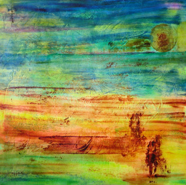 100x100 cm ©2007 by Cappone