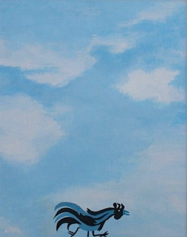 14x11 in ©2010 by Carol Lorac Young