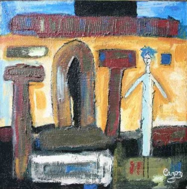 24x24 in ©2003 by Caron
