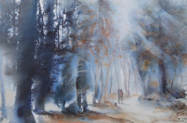 14.2x21.3 in ©2012 by Le Forestier