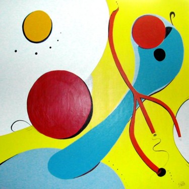 120x120 cm ©2010 by CatB