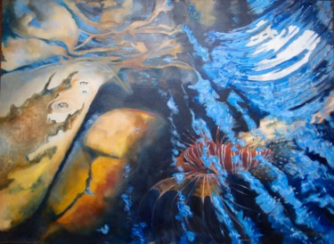 73x100 cm © by CATHERINE CHESNEAU