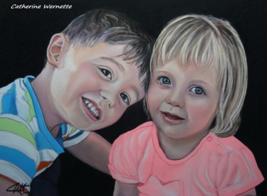 30x40 cm © by Catherine WERNETTE