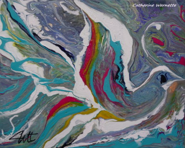 22x27x2 cm © by Catherine WERNETTE