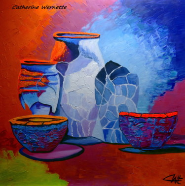 50x50 cm © by Catherine WERNETTE