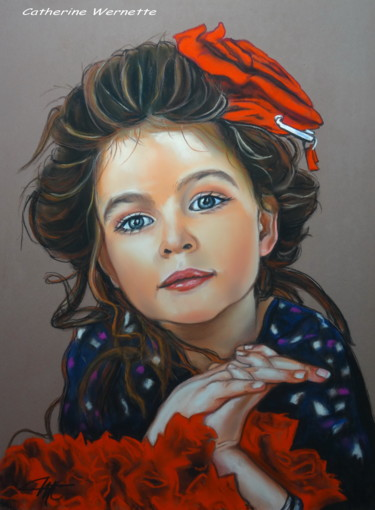 40x30 cm © by Catherine WERNETTE