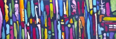 47.2x15.8x1 in ©2016 by Cathy Guerrier-D.