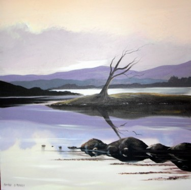 24x24 in ©2010 by Cathal O Malley