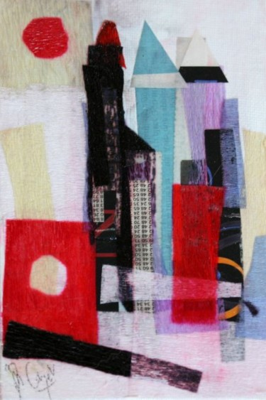 5.9x3.9 in ©2011 by Muriel Cayet
