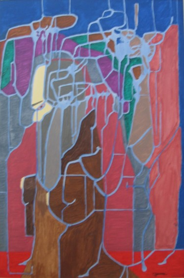 36x24 in ©2002 by Claude Gascon