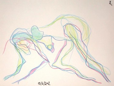 9.5x12.2 in ©2002 by Roland Le Chapelier
