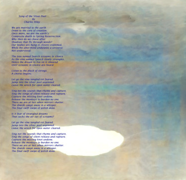 """Digital Arts titled """"Song of the Silver…"""" by Charles Riley, Original Art, 2D Digital Work"""