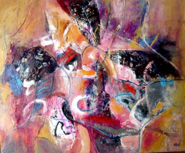 55x46 cm ©2012 by Monique CHEF