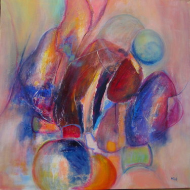 80x80 cm ©2012 by Monique CHEF